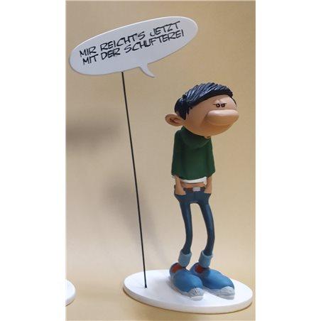 """Collectible Figur Vitalstatistix """"LE CHEF ICI, C'EST MOI !"""" Adventure of Astérix (Plastoy 00127)"""
