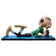 """Collectible Figur Roman legionnaire """"ENGAGEZ-VOUS... !"""" Adventure of Astérix (Plastoy 00129)"""