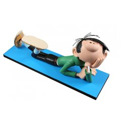 "Collectible Figur Cleopatra ""QU'ON SERVE L'APERITIF..."" Adventure of Astérix (Plastoy 00130)"