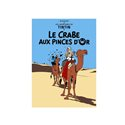 Figurine resin Tintin and Snowy in Vase, 17 cm