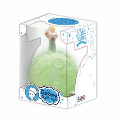 Tintin Mugs: Porcelain mug Tintin with Haddock Spacewalk (Moulinsart 47986)