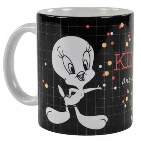 Porcelain mug Tintin: The Lunar Rocket on the Moon (Moulinsart 47987)