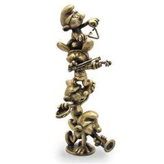 Kunstharz Figur Friedolin Kiesewetter 25cm: Le Musée Imaginaire de Tintin (Moulinsart 46013)