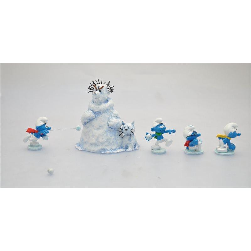 Porcelain mug Thomson and Thompson Portrait (Moulinsart 47981)