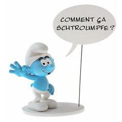 "Collectible Figur Asterix ""Ich bin Stinksauer"" Adventure of Astérix (Plastoy 00290)"