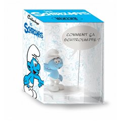 "Collectible Figur Obelix ""Ja, ich schmolle. NA UND!?"" Adventure of Astérix (Plastoy 00291)"