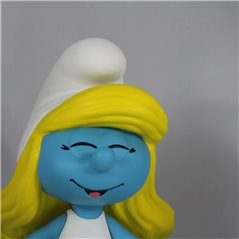 Tintin fetches Snowy, 8cm - Tintin collectible figurine (Moulinsart 42508)