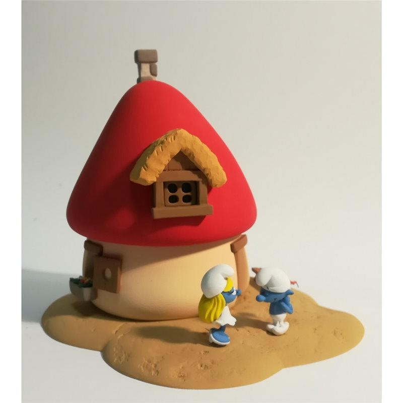 Keychain Professor Calculus The Gardener, 8 cm - The Adventures of Tintin (Moulinsart)