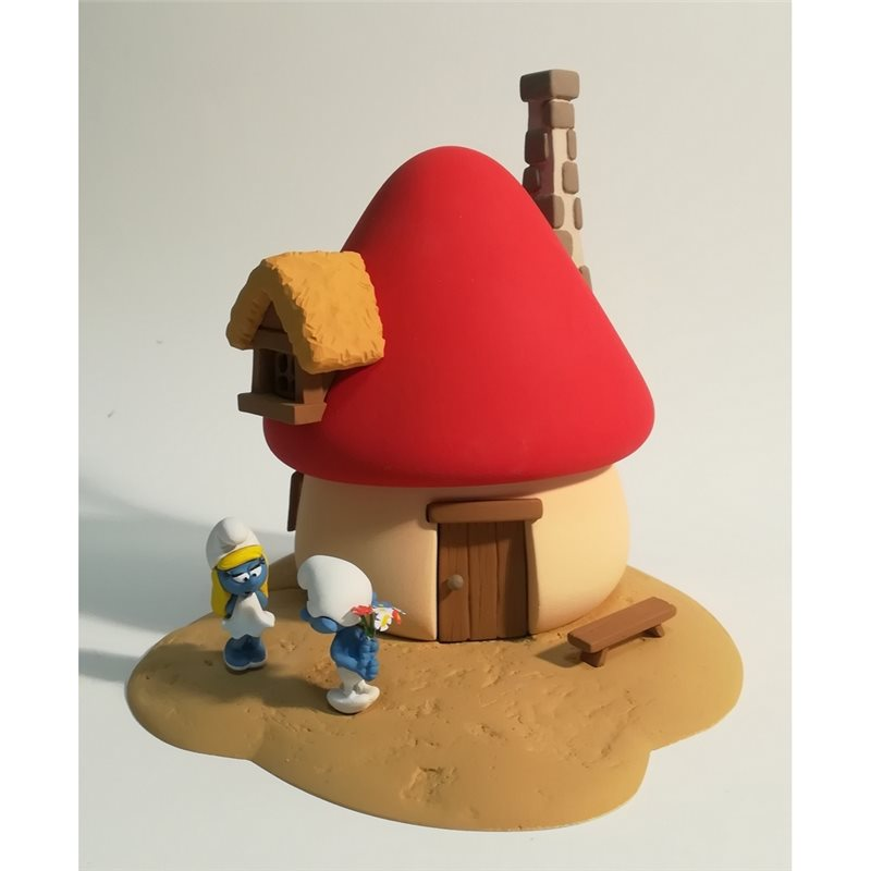 Collectible figurine Tintin Diver in scaphandre suit, 12 cm (Moulinsart 42229)