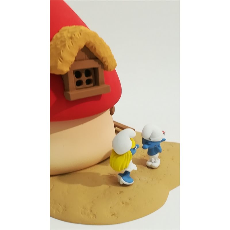 Collectible figure Set Tintin Series 10, Carte de voeux 1972 (Moulinsart 46524-46528)