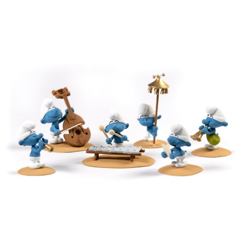Model Professor Calculus, 25cm: Le Musée Imaginaire de Tintin (Moulinsart 46010)