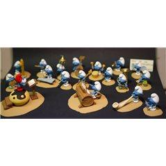 Tim und Struppi Aufbewahrungs- Box (Ordner) Shanghai, A4 (Moulinsart 54371)