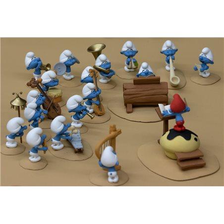 """Kunstharz-Figur Tim und Struppi """"Die Bergsteiger"""" (Moulinsart 47000)"""