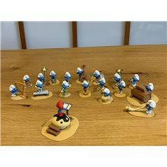 Figur Tim und Struppi: Tchang, 12 cm (Moulinsart 42228)