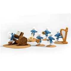 Wandkalender Deutsch 2021 Tim und Struppi Save the Planet, 30x30 cm (Moulinsart 24443)