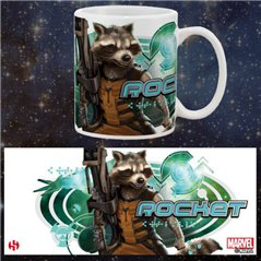 Looney Tunes Becher Tasse Tweety and Sylvester, Porzellan, 320 ml