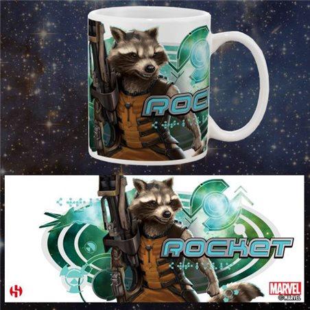 Looney Tunes Becher Tasse Tweety and Sylvester, Porzellan, 320 ml