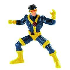 Metallfigur Gypsy Woman 6cm. Tim und Struppi Kollektion Carte de Voeux 1972 (Moulinsart 46504)