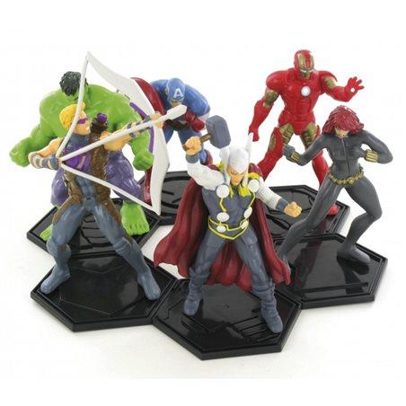 Collectible figure Tintin: HIMMERSZECK & KRONICK Carte de voeux 1972 (Moulinsart 46507)