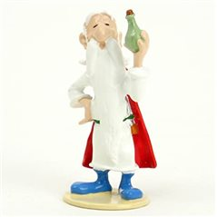 Tintin Transport Model car: The Thomson and Thompson Citroën 5CV Nº27 1/24 (Moulinsart 29927)