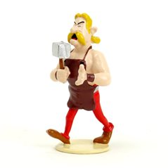 Tintin Transport Model car: The Packard of Muskar XII Nº28 1/24 (Moulinsart 29928)