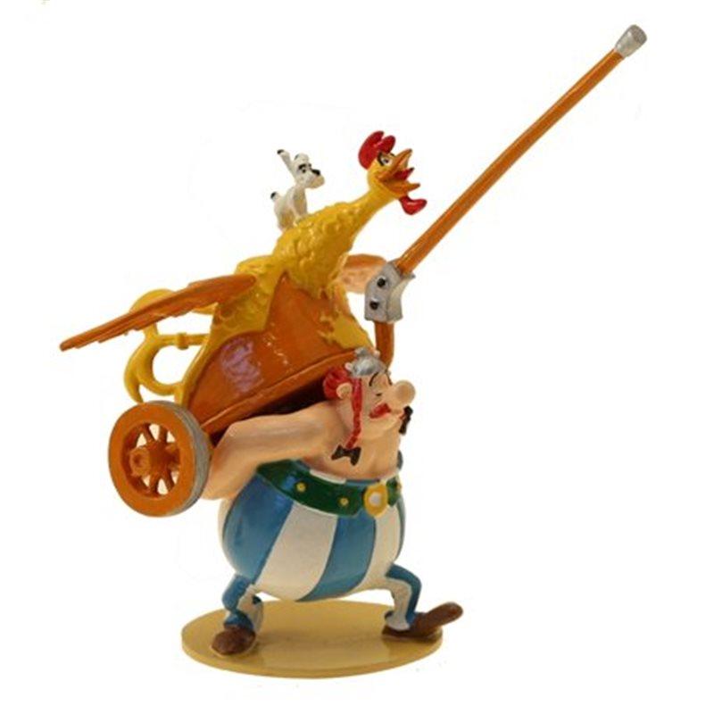 Tintin Transport Model car: The Geneva Taxi  Nº29 1/24 (Moulinsart 29929)