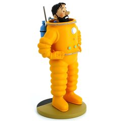Tintin Transport Model car: The Panhard Dyna Z taxi  Nº30 1/24 (Moulinsart 29930)