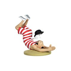 Tintin Transport Model car: Tintins Mercedes Nº31 1/24 (Moulinsart 29931)