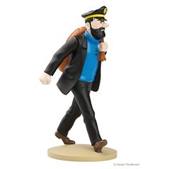 Tintin Transport Model car: The Simoun tow truck Nº33 1/24 (Moulinsart 29933)