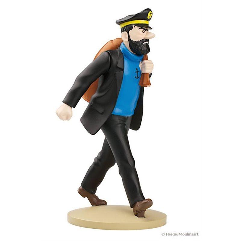 Tintin Transport Model car: The Simoun tow truck Nº33 1/24 (Moulinsart 29933)