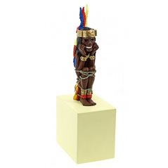 Tintin Transport Model car: The Marlinspike Taxi Nº37 1/24 (Moulinsart 29937)
