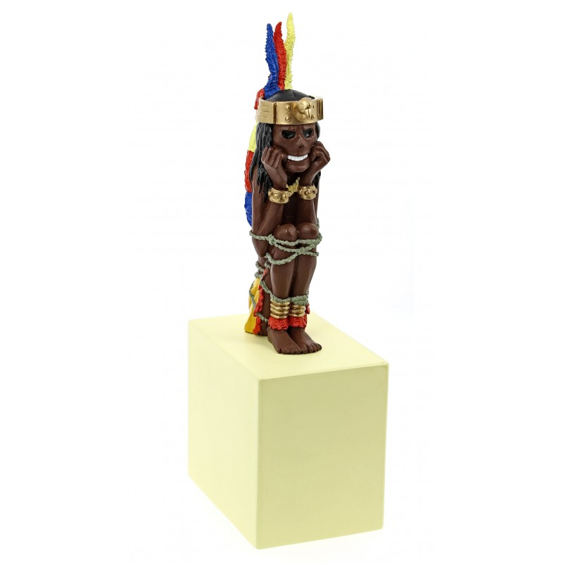Tintin Transport Model car: The Marlinspike Taxi Nº37 1/24 (Moulinsart 29937)