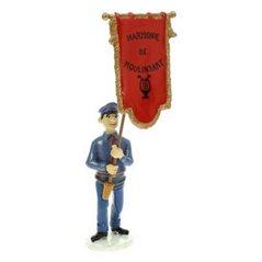 Figurine plush Snowy, 50 cm