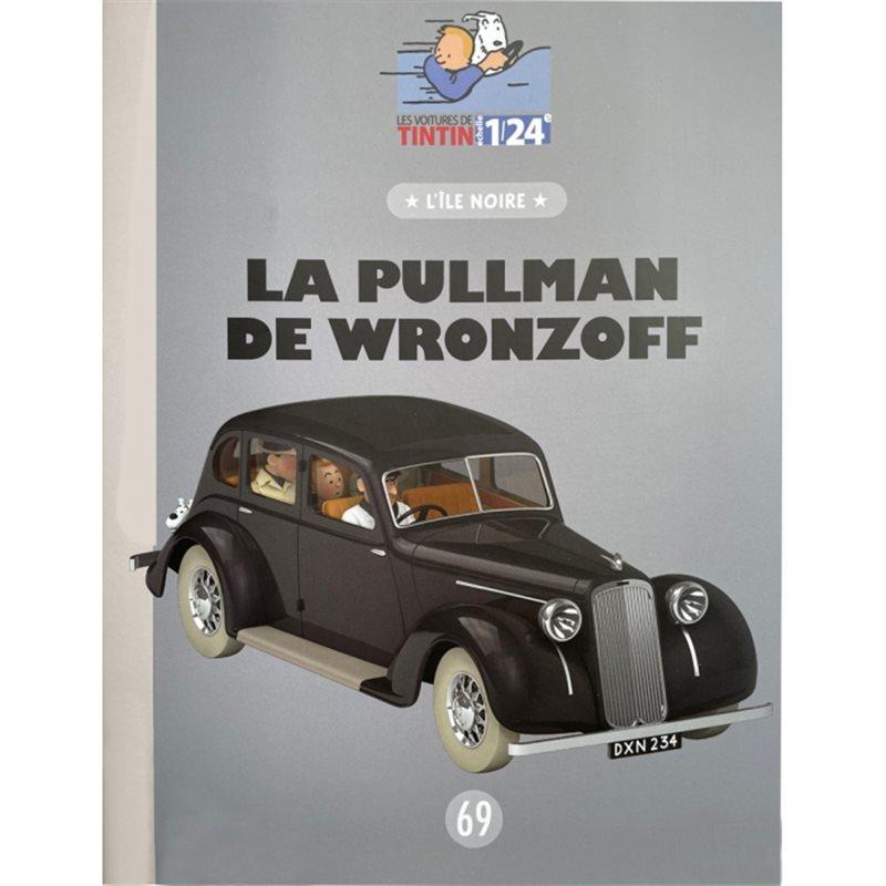 Gaston Lagaffe Keychain: Gastons Cat 6cm (Plastoy)
