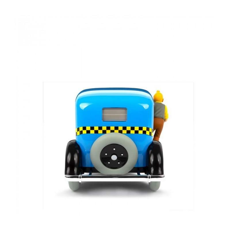 Tintin Transport Model car: the Lancia Aprilia Nº44 1/24 (Moulinsart 29944)