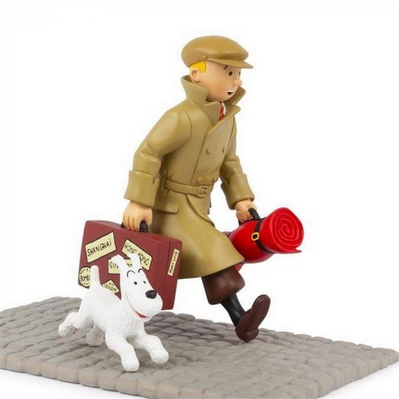 Corto Maltese Resin Bust in Black and White, 23cm (Moulinsart 46967100)