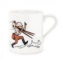 Tintin Figurine Set: Box with 13 figurines of Tintin's Imaginary Museum  (Moulinsart 46530)