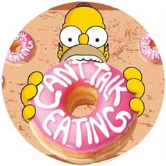 Figurine Tintin comes out of Vase, 33 cm