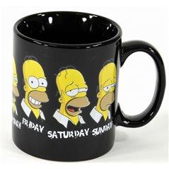 Wasserflugzeug mit Haddock, 8 cm