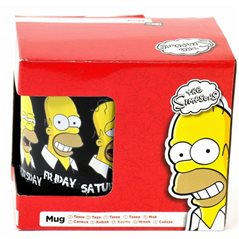 Airplane Orange with Tintin, 8 cm