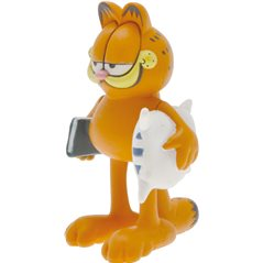 Figurine Haddock Holding Whisky Bottle