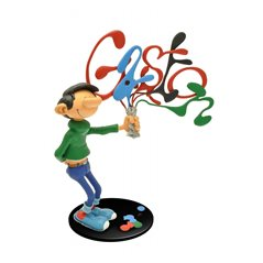 Figurine Ensemble Jolyon Wagg with his children