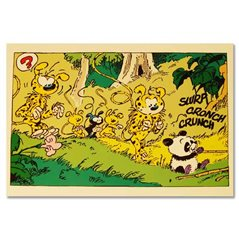 Metallfigur Asterix mit Umpah-Pah, Pixi