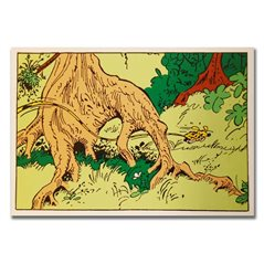 Metallfigur Obelix mit Idefix, Pixi