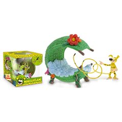 Metal figurine Asterix with sword, Pixi